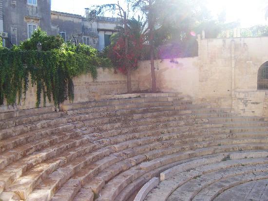 Lecce, Italien: Amphitheatre