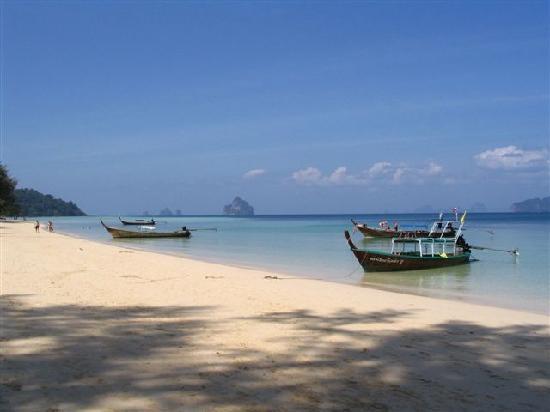 Anantara Si Kao Resort : Koh Kradan Beach