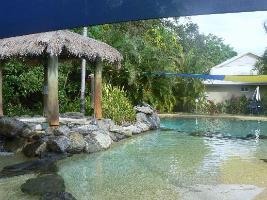 Port Douglas Plantation Resort: Pool area