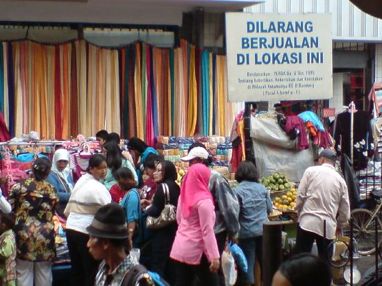 Pasar Baru - Bandung