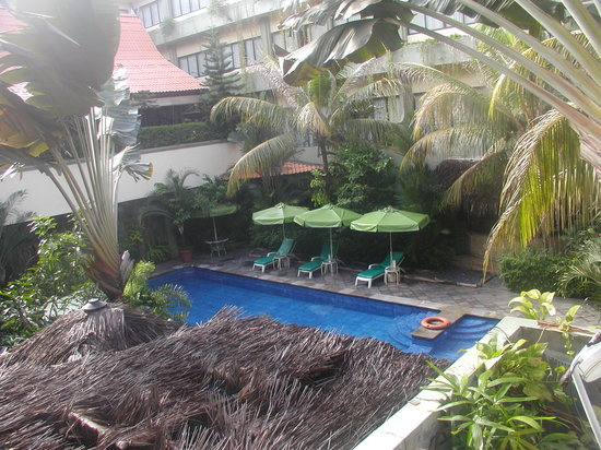 Goodway Hotel Batam: View from hotel room