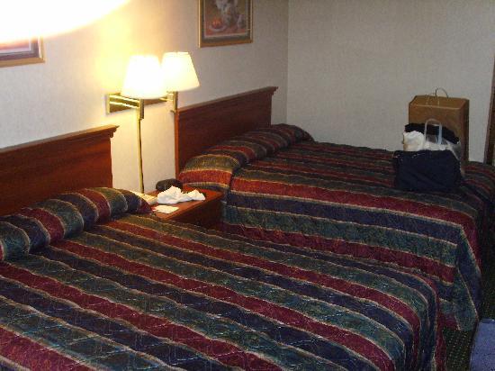 Stratford Hotel & Conference Center: Schlafbereich