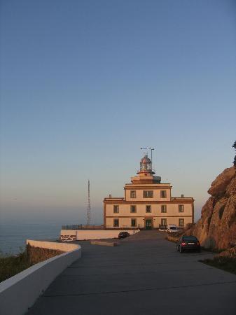 Cape Finisterre, Spanien: La foto la hice en julio de 2007, en el amanecer.