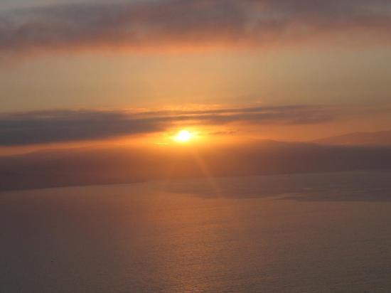 Cape Finisterre, Spanien: Es precioso viendo como amanece en El Faro! Lo recomiendo a todo el mundo..