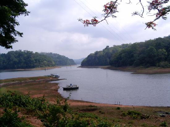 Idukki, Inde : thekkady