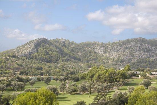 Pollença, España: Golf Pollensa