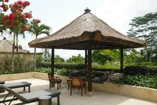 Amanjiwo Resorts: The gazebo