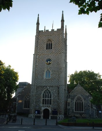Minster Church of St Mary the Virgin