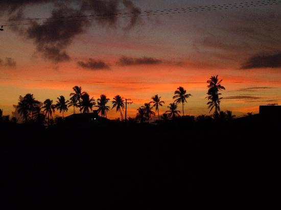 Sunrise porto seguro Carnaval