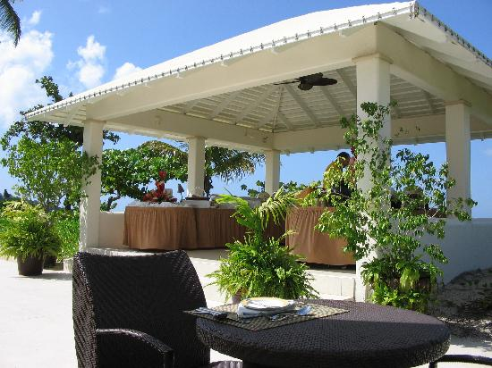 Spice Island Beach Resort: sunday lunch