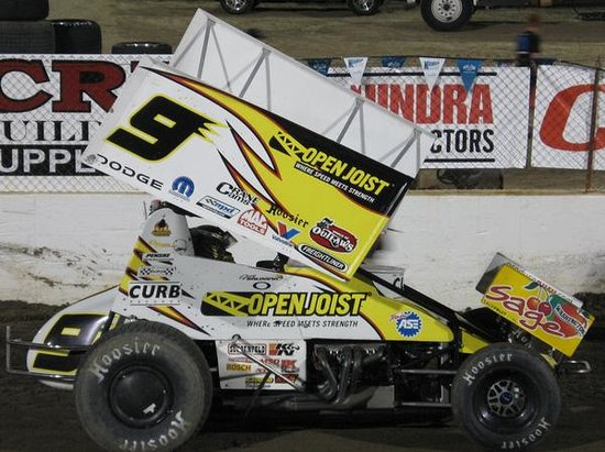 Pevely, MO: Joey's sprint car
