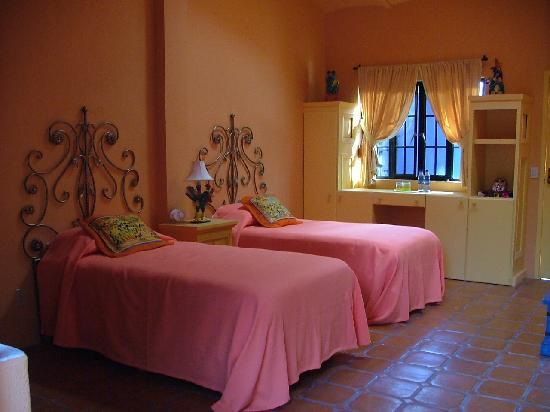 Estrellita's Bed & Breakfast : Typical guest room