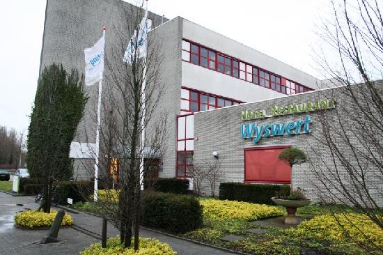 Stenden Hotel: Hotel Wyswert in Leeuwarden