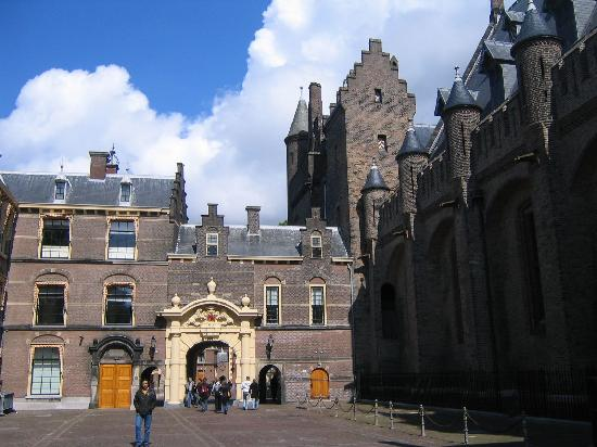 The Hague, The Netherlands: the house of the counts Binnenhof