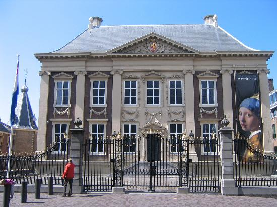 The Hague, The Netherlands: Mauritshuis museum