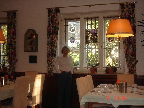 Hotel Laimer Hof: Breakfast dinning room