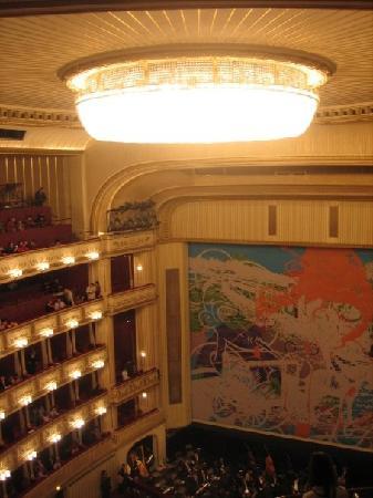 State Opera House : Opera Hall