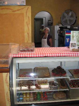 The FABULOUS bakery in San Pancho