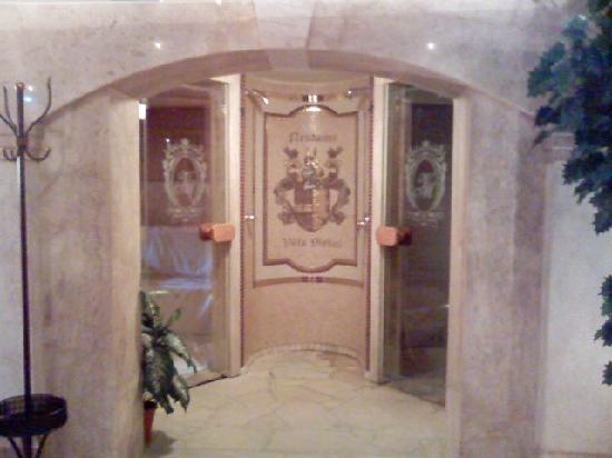 Villa Medici Hotel: sauna
