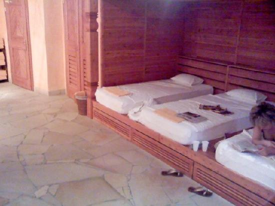 Villa Medici Hotel: relaxing area
