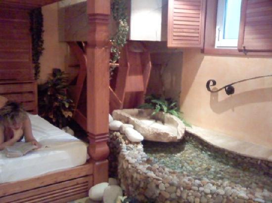 Villa Medici Hotel: relaxing area 2