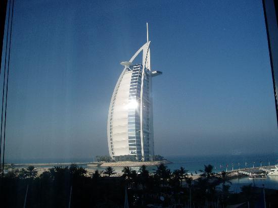 Jumeirah Beach Hotel: What a view