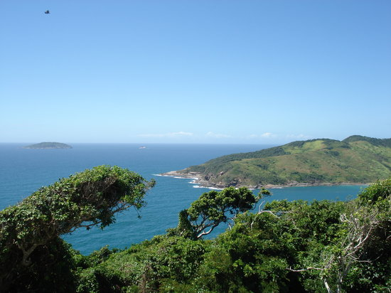 Búzios, RJ: Del mirador Playa de Joao Fernandez