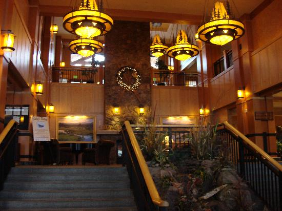 The Steamboat Grand: picture of the lobby