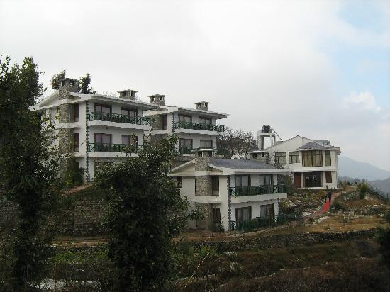 The Terraces: A view of the resort