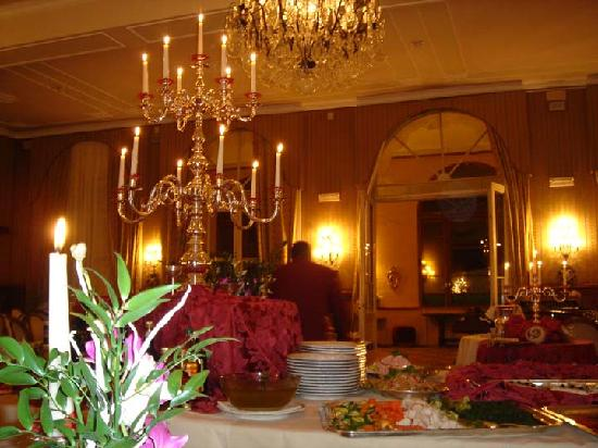 Miramonti Majestic Grand Hotel: Dining Room