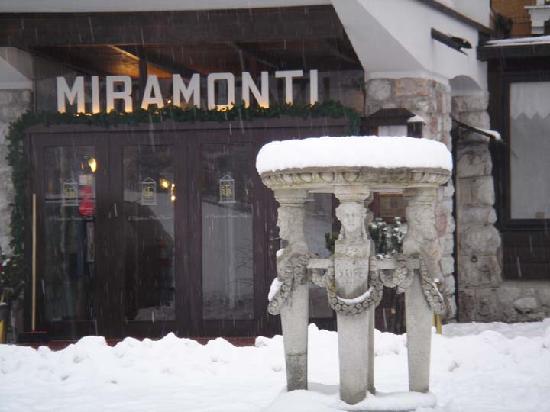 Miramonti Majestic Grand Hotel: Arty front shot