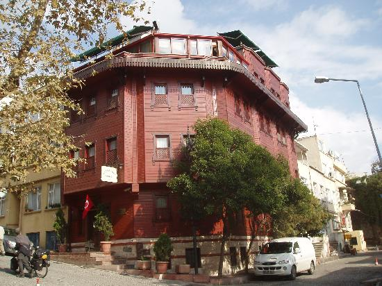 Dersaadet Hotel Istanbul The