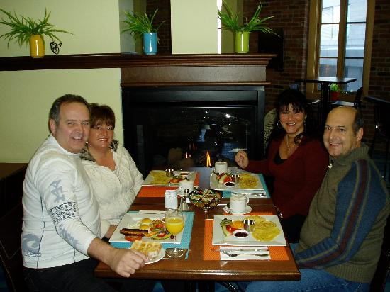Hotel Le Vincent: Wow, les déjeuners !
