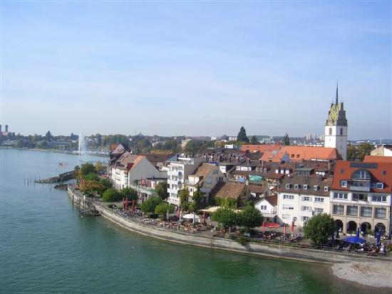 friedrichshafen waterfront picture of hotel gasthof schwanen friedrichshafen tripadvisor. Black Bedroom Furniture Sets. Home Design Ideas
