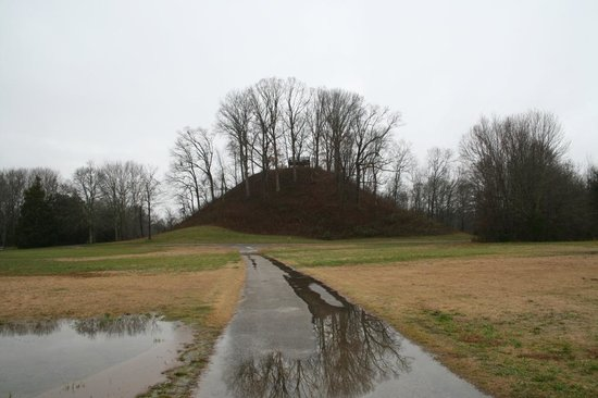 Pinson Mounds State Park