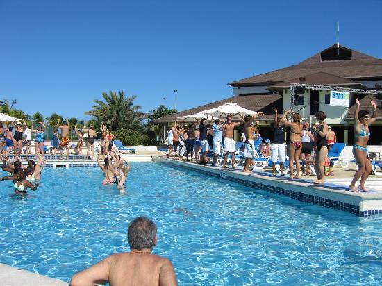 Club Med Turkoise A Different Scene Entirely Picture Of Osprey Beach Hotel Grand Turk