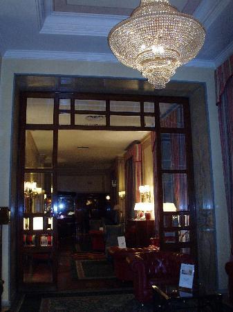 Hotel Nord Nuova Roma: Hotel Lobby
