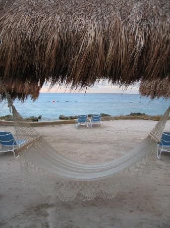 Presidente Inter-Continental Cozumel Resort & Spa: Private beach