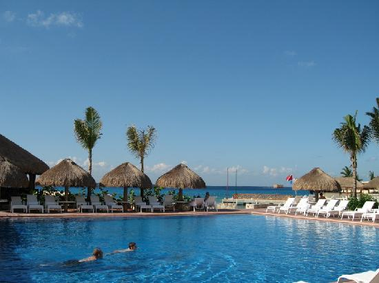 Presidente Inter-Continental Cozumel Resort & Spa : Beautiful pool