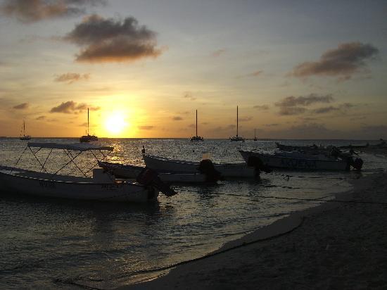 Posada La Cigala: The Sunset