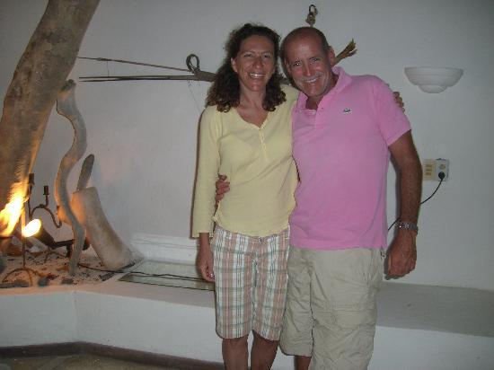 Posada La Cigala: The Wonderful Owners