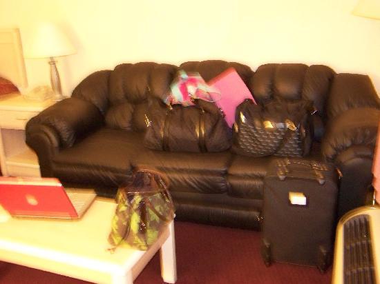 BEST WESTERN Fairwinds Inn: Sitting Area