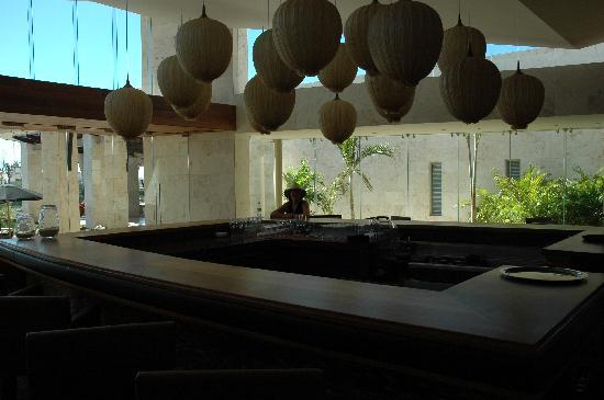 Rosewood Mayakoba: Lobby bar