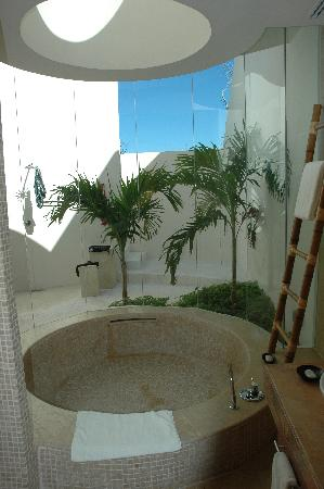 Rosewood Mayakoba: Amazing bathrooms...great outdoor shower...used it every day