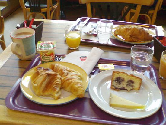 Ibis Bugeet Paris Restaurant Menu