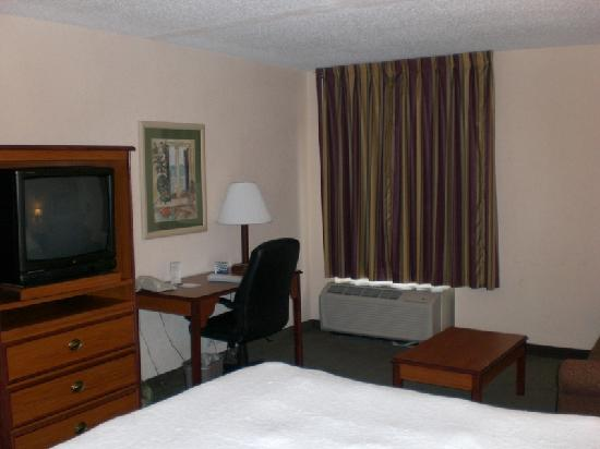 Hampton Inn Tampa-Veterans Expwy (Airport North): Bedroom View 2