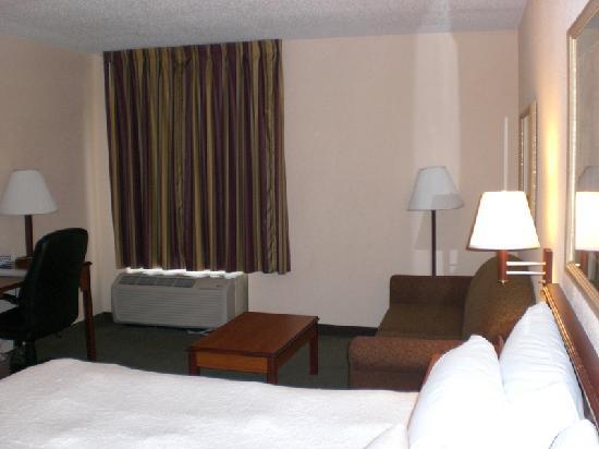 Hampton Inn Tampa-Veterans Expwy (Airport North): Bedroom View 3