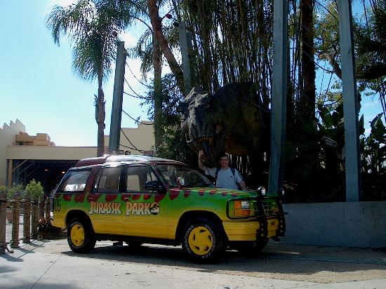 Florida: Jurassic Park