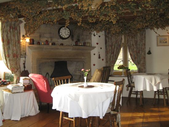 Guiting Guest House : The Breakfast Room