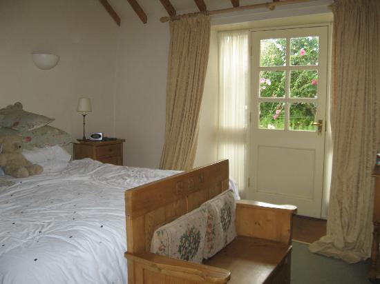 Guiting Guest House : Our room